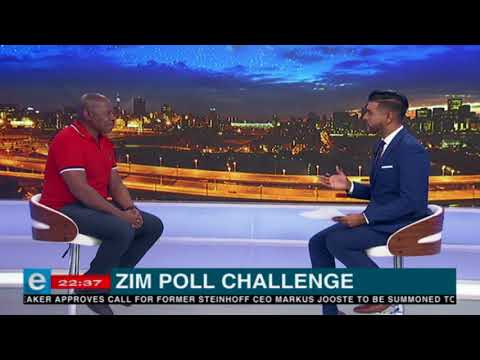 Who's won Zimbabwe's election?