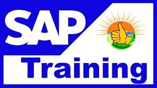 SAP Tutorial For Beginners - SAP Training Videos 1 - Step by Step