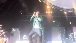 Conor Maynard- Vegas Girl- Party In the Park Leeds- 22/7/2012