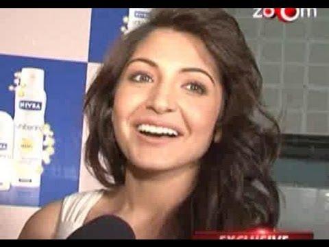 Anushka Sharma gives beauty tips on zoOm