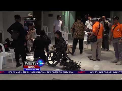 Detik-detik Penjinakan Bom Aktif Pelaku Teror Bom Surabaya NET24