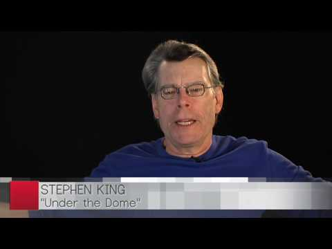 Bestselling Author Stephen King Talks About Under the Dome