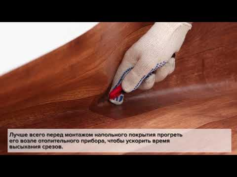 Как убрать запах с линолеума в домашних условиях