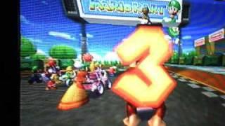 Mario Kart Double Dash AR Cheats