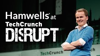 Hamwells e-Shower launches at TechCrunch Disrupt
