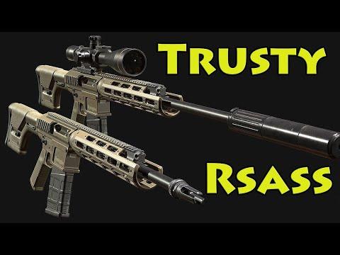 Trusty Rsass - Escape From Tarkov