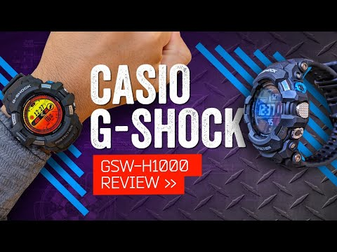 Casio G-SHOCK Smartwatch Review: Gee, Shockingly Bad Timing