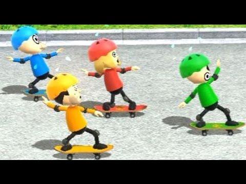 Wii Party Uでラストに奇跡を起こす 【4人実況】