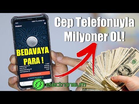 Telefonunuzdan Bedavaya Para Kazanın!