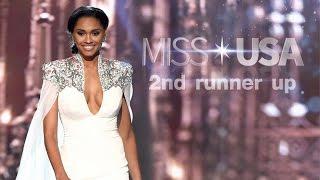Miss USA 2016 - 2nd runner up