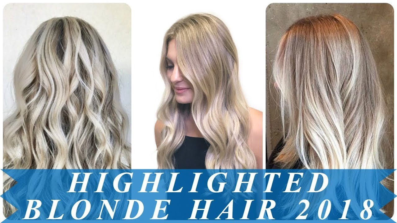 18 Hot New Blonde Highlights On Light Brown Hair 2018 Youtube