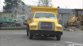 For Sale Ford F800 S/A Omaha 2.5 Yard Dump Truck PTO 5.9L L6 Turbo bidadoo.com