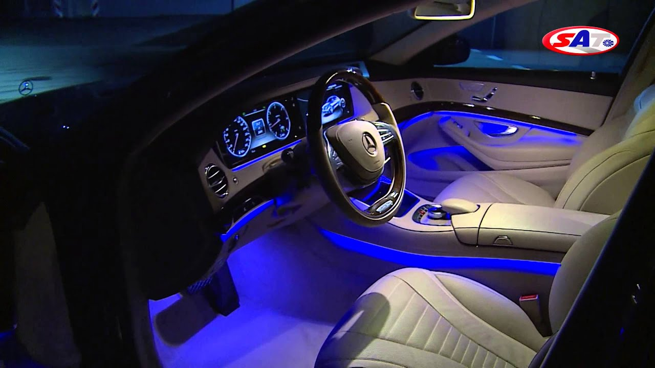 Mercedes Benz Vision Pack