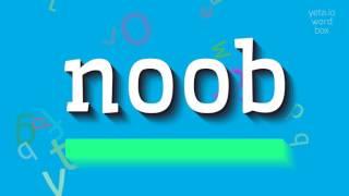 Download lagu How to saynoob MP3