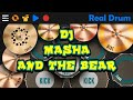 Dj Masha And The Bear Lagu Tik Tok Viral Real Drum Cover  Mp3 - Mp4 Download