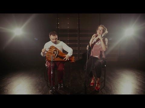 Live Session: Saltarello - recorder & hurdy-gurdy - Clara Guldberg Ravn & Johannes Geworkian Hellman