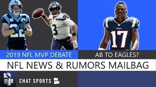 2019 NFL MVP Debate, Seahawks vs. 49ers, Fire Freddie Kitchens, Antonio Brown Rumors I NFL Q&A