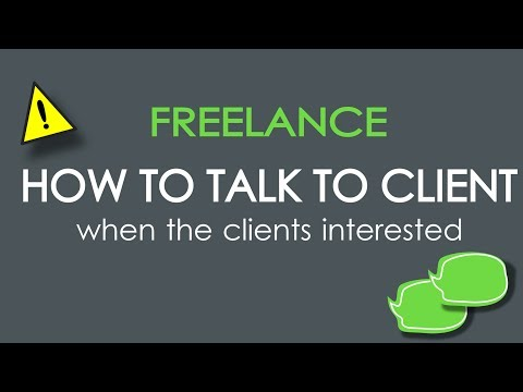 How To Talk To Client | Communication with Client | Freelance