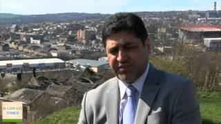 BBC News: Ahmadiyya Muslims organize peace conference in Bradford UK after murder of Asad Shah
