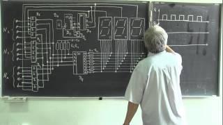 Лекция 172. Схема динамической индикации