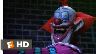 Killer Klowns from Outer Space (5/11) Movie CLIP - Shadow Puppets (1988) HD