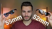 45481a8620 Ray-Ban RB2132 New Wayfarer 52 Medium SKU   7445275 - YouTube