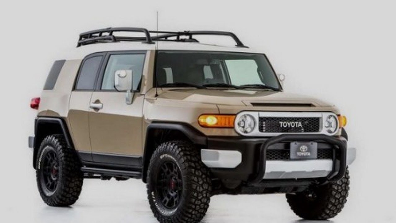 2018 Toyota Fj Cruiser Redesign Review And Price Tough The Best Cars