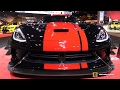 2017 Dodge Viper ACR 1:28 Edition - Exterior and Interior Walkaround - 2017 Chicago Auto Show