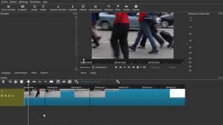 Shotcut : Ralentir et Accélérer une portion de vidéo