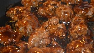 Homemade Meatballs! BEST RECIPE EVER!