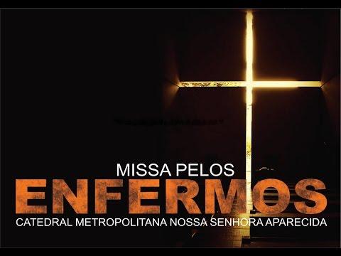 Santa Missa pelos Enfermos ao vivo  da Catedral de Montes Claros