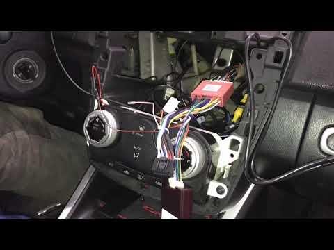 ГУ Teyes Mazda CX-7 Bose