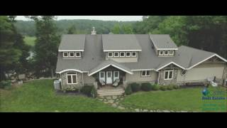 Custom Home on Smith Mountain Lake for Sale