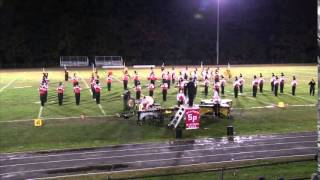MBDA South Portland High School Marching Band at OOB