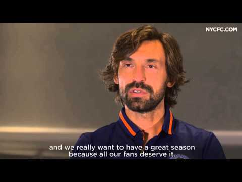Training Camp Update With Andrea Pirlo