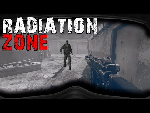 Radiation Zone Exploration! - DayZ Standalone 0.63 (Cinematic Story)
