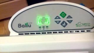 видео Конвекторы Ballu BEC/EVM - 1000 / Системы обогрева / Электрические обогреватели  / Конвективно-инфракрасный обогреватели Air Heat  -  EIH/AG – 2000 E / Tehmark