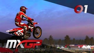 MXGP-The Official Motocross Video Game! - Gameplay/Walkthrough - Part 1 - Change Is Good!