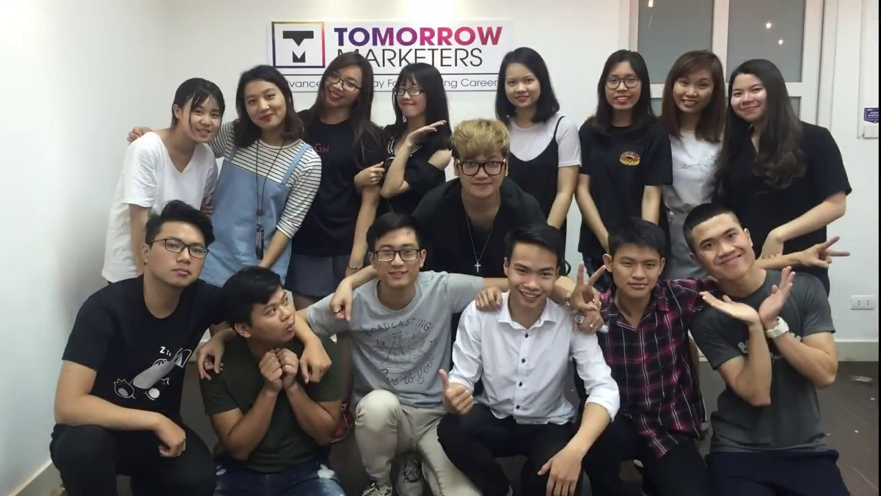 Lớp học Marketing Foundation – một thoáng kỉ niệm