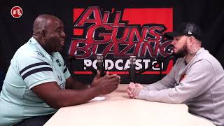 Another Big Test For Emery & How Not To Build A Stadium By Spurs! | All Guns Blazing Podcast