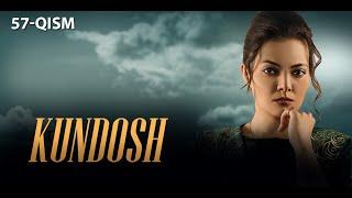 Kundosh (o'zbek serial) | Кундош (узбек сериал) 57-qism