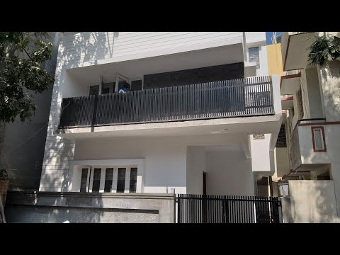 BDA 30x40 Duplex Property 4BHK House For Sale In HRBR Layout Kalyan Nagar Kamannahalli Bangalore