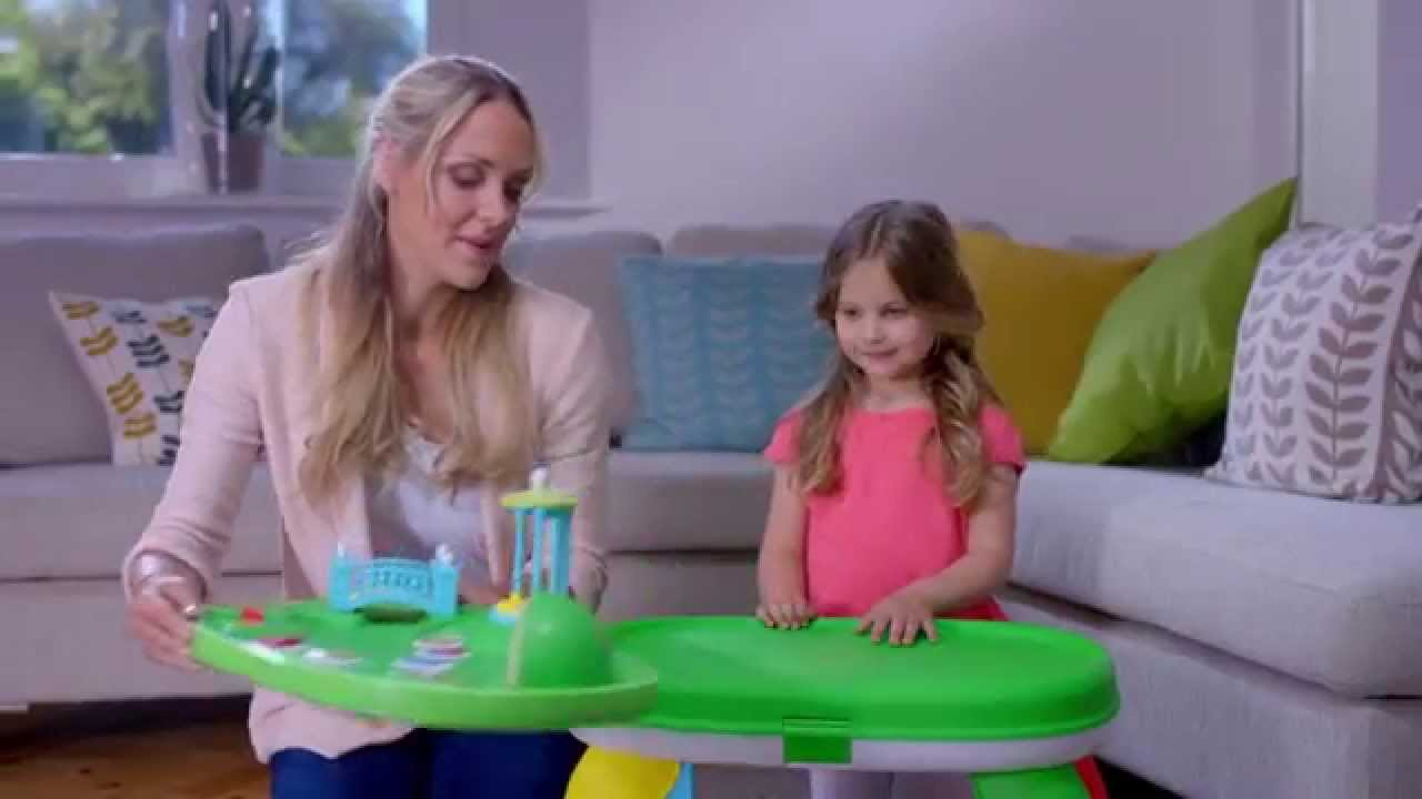 In The Night Garden Explore & Learn Musical Activity Table