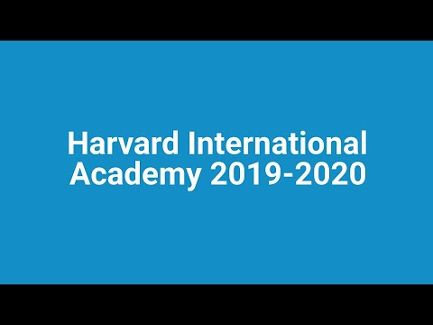 Harvard International Academy 2019-2020