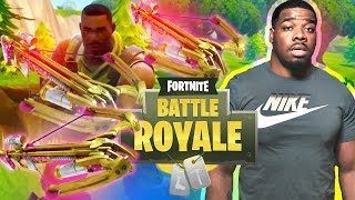 Fortnite Battle Royale WIN STREAK BOW and ARROW H.O.T FAM Fortnite Battle Royale Gameplay
