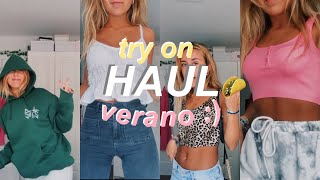 try-on HAUL verano (enorme jjjj) :)