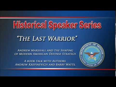 """Andrew Marshall and the Shaping of Modern American Defense Strategy"""
