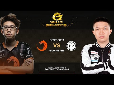 TNC Pro Team vs Invictus Gaming Game 2 (BO3) China Top
