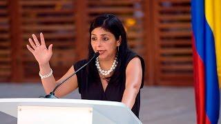 Venezuela condena las palabras del presidente de Guyana a la ONU sobre Esequibo