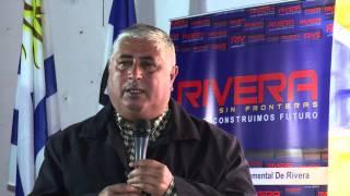 Milton Gómez - Alcalde de Tranqueras /13-07-2015